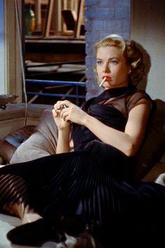 Grace Kelly in 'Rear Window', 1954.