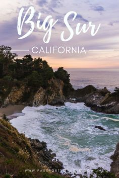 If Big Sur, CA is on your bucket list, be sure to read this extensive local's guide to hiking Big Sur, where to eat, how to support the community and find amazing local artisans, how to drive and hike Big Sur responsibly and so much more! Also contains local knowledge on when is the best time to visit Big Sur, what to pack for your trip to Big Sur, and what locals wish you knew before you travel to Big Sur. #bigsur #travel #visitCA #responsibletravel #sustainabletravel #california