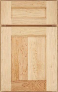 Schuler Cabinetry Dalton maple Natural