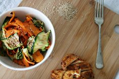 get some coconuts: paprika chicken and veggies