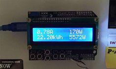 Cómo hacer un medidor de consumo eléctrico con Arduino