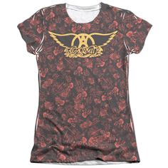 """Checkout our #LicensedGear products FREE SHIPPING + 10% OFF Coupon Code """"Official"""" Aerosmith/vacation-s/s Junior Poly/cotton T- Shirt - Aerosmith/vacation-s/s Junior Poly/cotton T- Shirt - Price: $24.99. Buy now at https://officiallylicensedgear.com/aerosmith-vacation-s-junior-poly-cotton-shirt-licensed"""