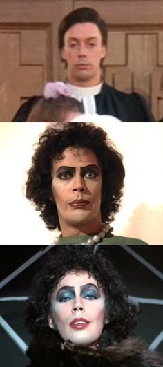 tim curry - RHPS
