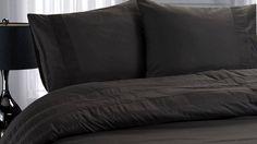 Kingston dekbedovertrek | 100% microvezel | in diverse kleuren verkrijgbaar | chique en stijlvol!