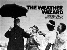 A 1975 memory of Channel 2/WMAR - Stu Kerr, the weather man...