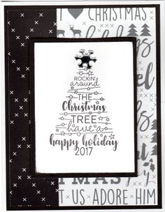 Welcome to the Three Amigos December 2017 Close to My Heart Blog Hop Challenge . We are three Close to My Heart Consultants with a lov...