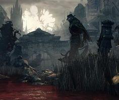 التوسعة الجديدة Bloodborne The Old Hunters في الطريق #Alqiyady #القيادي #تكنولوجيا #technology #صور #فيديو #هواتف