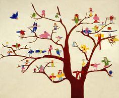 Kreatív ötletek a Madarak és Fák napja alkalmából