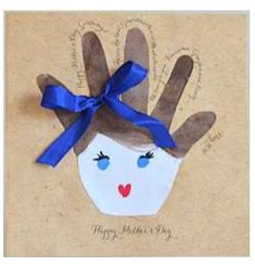 Homemade Gifts for Mother's Day: 28 Kids' Crafts Kids Crafts, Mothers Day Crafts For Kids, Mothers Day Cards, Preschool Crafts, Happy Mothers, Toddler Preschool, Homemade Mothers Day Gifts, Mother Day Gifts, Homemade Cards