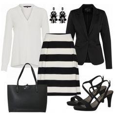 PinkFlower Damen Outfit - Komplettes Business Outfit günstig kaufen | FrauenOutfits.de
