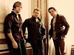 Rascal Flatts!!<3 I love this band, they are awsome and great singers! I can't wait for their new album:) and to see them at the Cavendish Beach Music Festival this summer!!!
