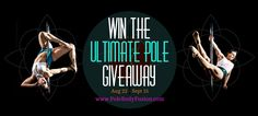 Pole Body Fusion's Ultimate Pole Giveaway Includes…