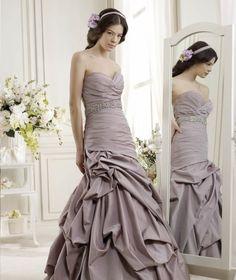 Idee abiti da sposa colorati 2014 - Colet