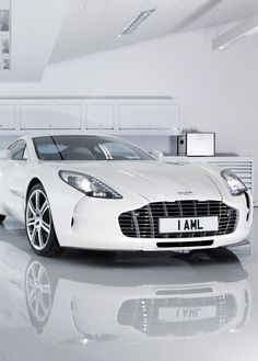 Aston Martin One-77 ❥|Mz. Manerz: Being well dressed is a beautiful form of confidence, happiness & politeness