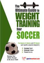 The Ultimate Guide to Weight Training for Soccer