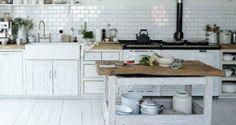 Inspiration: Classic Kitchens | Homesessive.com i like this kat
