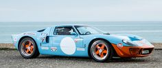 2000 Ford GT40 Replica by GTD