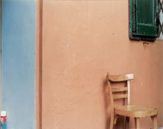 Luigi Ghirri - Correggio – Villa Pirondini, 1990 – serie I luoghi della musica - project print - 8 x 10 cm - © Eredi di Luigi Ghirri - Courtesy Galleria Massimo Minini