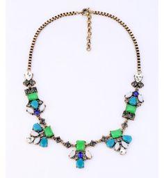 2013 Fashion accessories vintage #pendant short design #necklace from bemodia.com