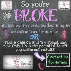 Become a Pink Zebra Sales consultant!