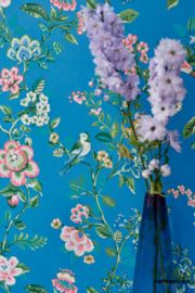 Wallpaper floral blue pip studio New ideas Black Wallpaper Bedroom, Gold Wallpaper Phone, Retro Wallpaper, Wallpaper Iphone Disney, Print Wallpaper, Trendy Wallpaper, Pattern Wallpaper, Rose Gold Phone, Pip Studio