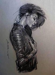 sketch 4018 by nosoart