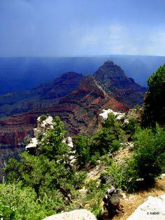 Walhalla Plateau - Grand Canyon-North Rim