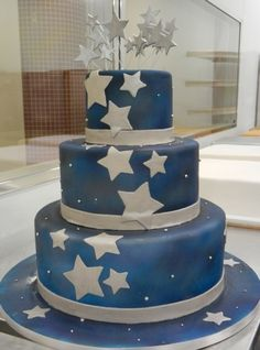 Star cakes!