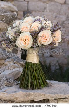 like the mix of roses and lavender, but in an arrangement (not in a bouquet)  do not like the color of the roses