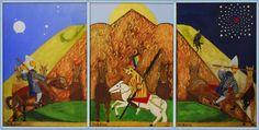 Painting44 Paintings, Art, Paint, Painting Art, Kunst, Draw, Painting, Portrait, Resim