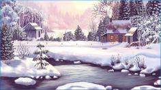 Wonderful Winter Wallpapers – Miniaturansicht des Screenshots
