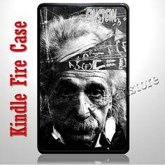 Albert Einstein Kindle Fire Case | Merchanstore - Accessories on ArtFire