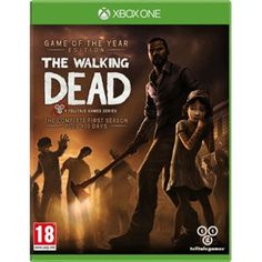 The Walking Dead Game of the Year Edition Xbox One includes the complete first season and the special episode, 400 Days