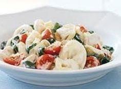 Creamy Restaurant style Tortellini