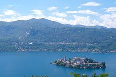 Itália alternativa - Orta de San Giuulio, Itália