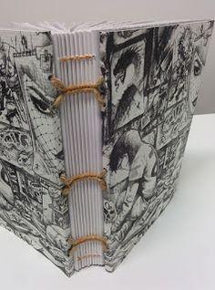 My Handbound Books - Bookbinding Blog: Book #289