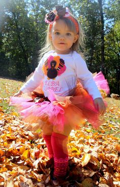 because nothing beats a tutus and hairbows