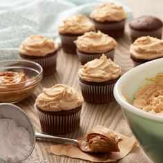 Peanut Butter Buttercream Frosting Recipe