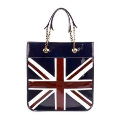 ASPINAL OF LONDON:Brit Tote-Go British with this fashionable, trendy tote!  £335 @gift-library.com #tote #handbag