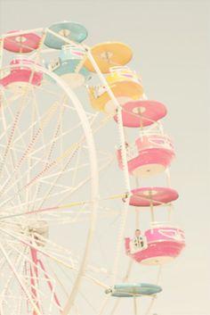 Yeah!....A summer carnival!!