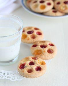 Délices d'Orient: Biscuits with Jam