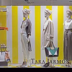 Tara Jarmon KSA Official @tarajarmonsa #ss15 #windowdisp...Instagram photo | Websta (Webstagram)