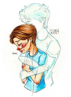 SPOILER BE CAREFUL. The Fault In Our Stars *____*