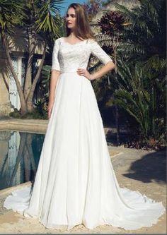 Modest Wedding Dresses | Shops, Modest wedding dresses and Bridal ...