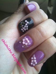 Spring Blossom   chichicho~ nail art addicts