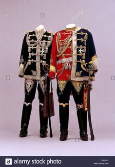 Military Costumes, Military Uniforms, Michael Jackson Outfits, Military Fashion, Mens Fashion, 18th Century Clothing, Uniform Dress, Theatre Costumes, Imperial Russia