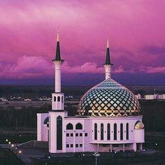 Al-Munira Cathedral Mosque, Kemerovo Oblast, Russia