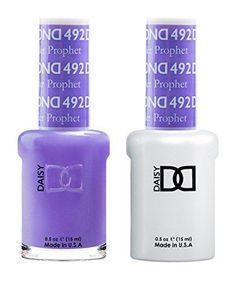 DND Gel & Lacquer 492 Lavender Prophet