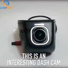 This 1080P WiFi DVR Dash Cam lets you record beautiful sceneries as you go #car #accessories #interesting #dashcam Purple Night Lights, Solar Charging Station, Homemade Mascara, Cool Gadgets On Amazon, Rental Home Decor, Pots And Pans Sets, Holographic Fashion, Holographic Glitter, Smart Home Technology