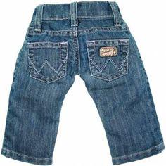 All Around Baby™ by Wrangler®  Boys Western Jean
